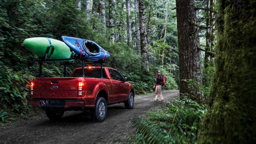 2019 Ford Ranger With Yakima Accessories Targets Outdoorsy People