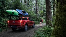 2019 Ford Ranger with Yakima outdoor adventure vehicle accessories
