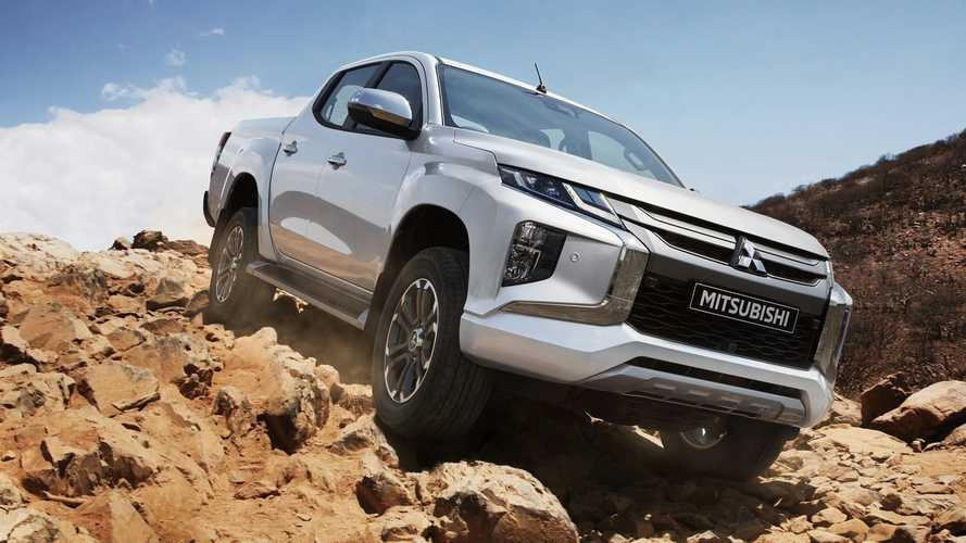 2019 Mitsubishi L200 / Triton facelift revealed with bold design