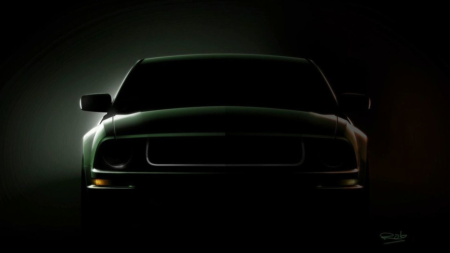 Ford Mustang Bullitt to Debut at LA Auto Show