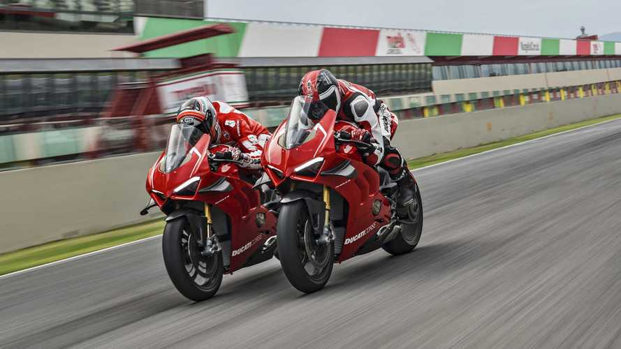 UPDATE: Fifth Recall This Year For The Panigale V4