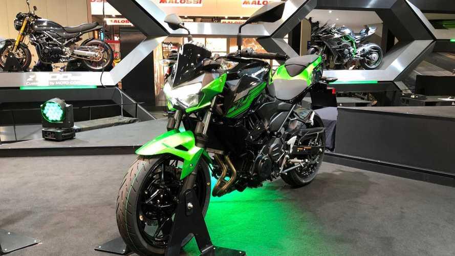 Nuevos modelos Kawasaki EICMA 2018