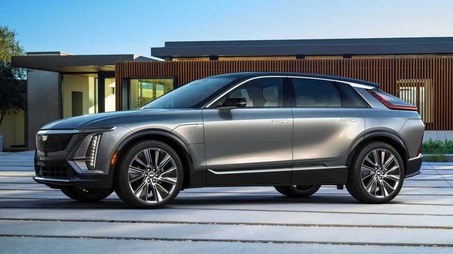 2023 Cadillac Lyriq SUV
