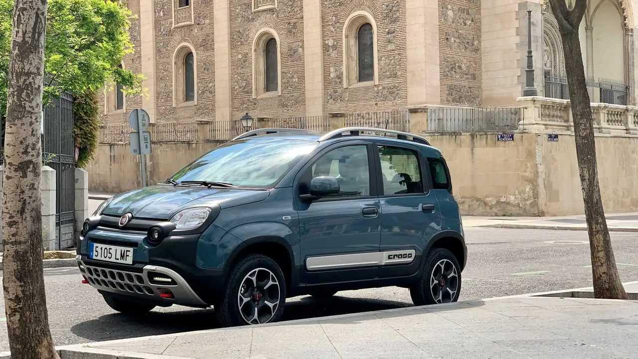 Nueva gama 2021 del Fiat Panda