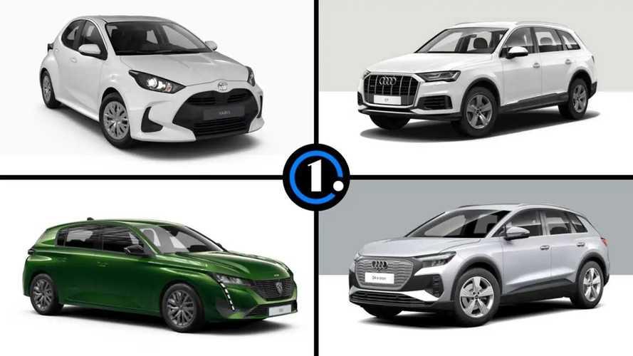Les voitures d'entrée de gamme les moins belles