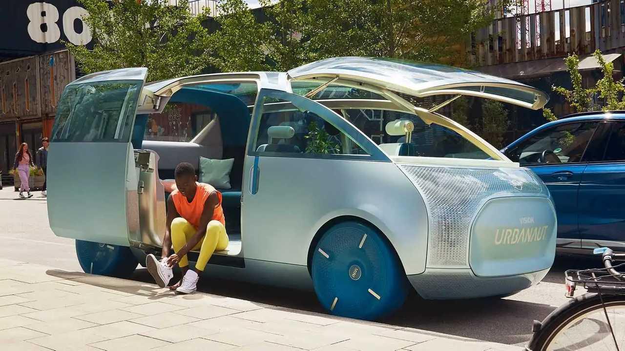 Mini Vision Urbanaut (2021): Virtuelle Vision wird Realität