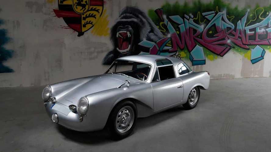 Eladó a világ egyetlen Porsche 356 Coupéja