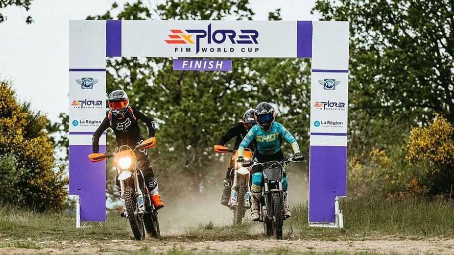 FIM Presents Electric Off-Road Racing Series E-Xplorer World Cup