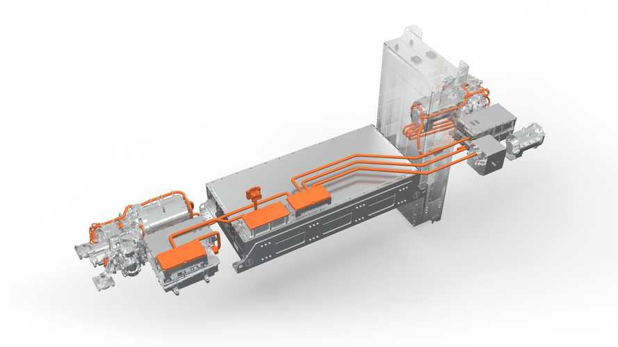 Volvo Penta Starts Production Of E-driveline For EV Fire Truck
