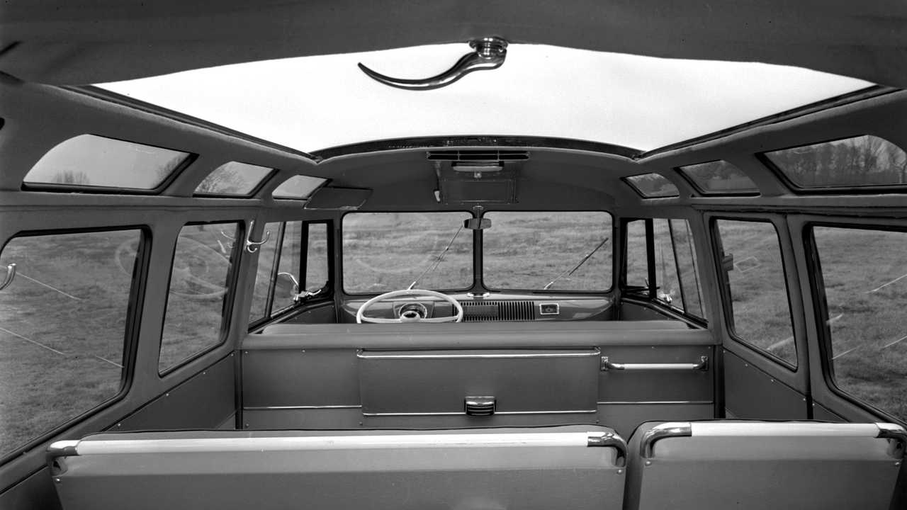 70 years of VW T1