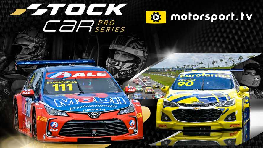 Stock Car Brazilya, Motorsport.tv üzerinden canlı yayınlanacak