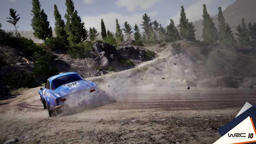 Vídeo: WRC 10 promete nuevos circuitos y rallies históricos