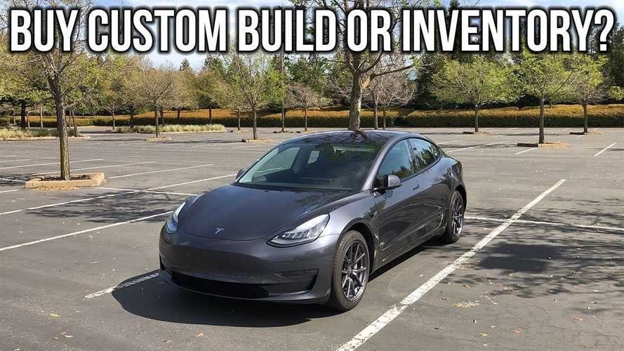 Tesla Model 3 & Model Y: Configure Your Own Or Choose Inventory?