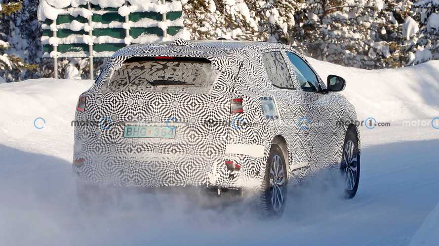Renault Kadjar 2022, fotos espía