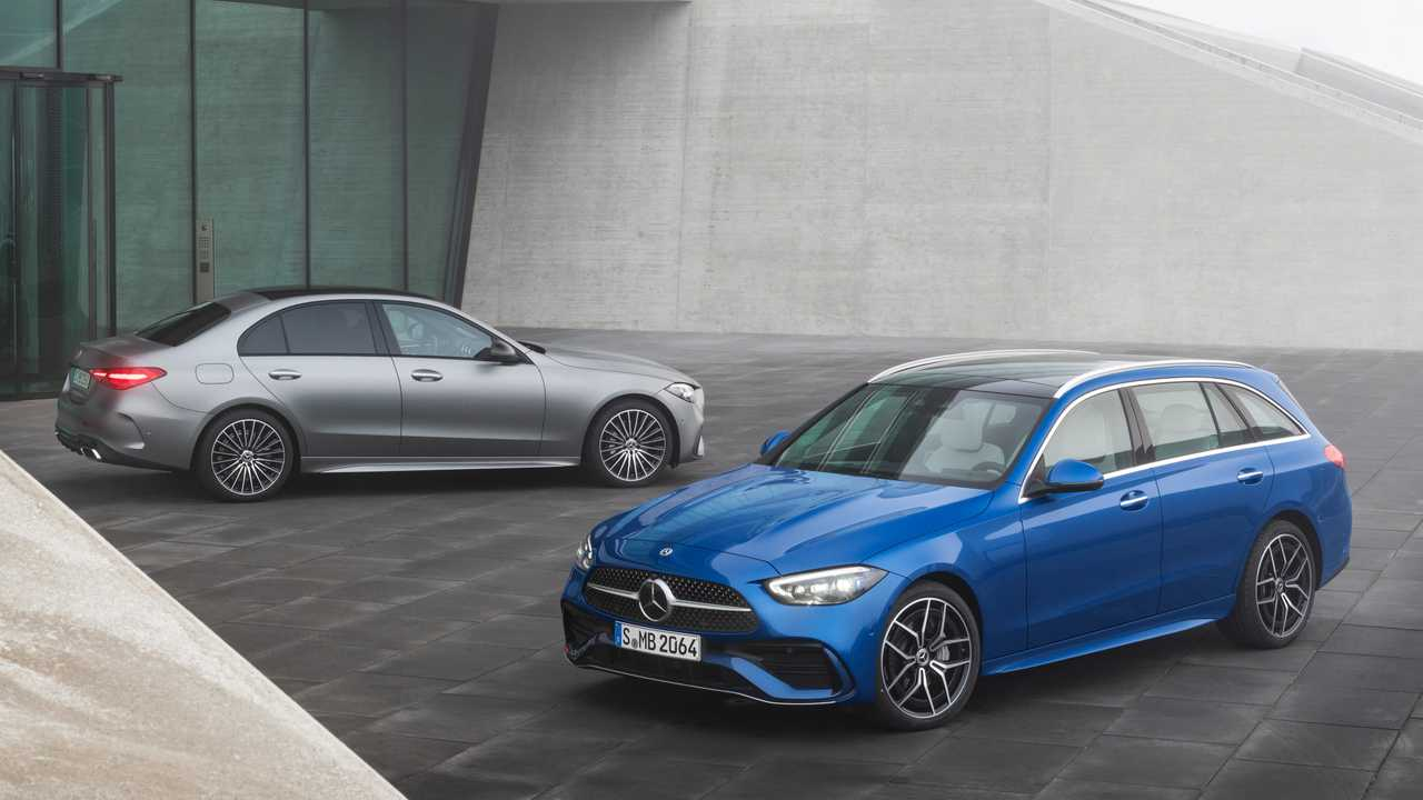 Alle Infos zur neuen Mercedes C-Klasse der Baureihe 206