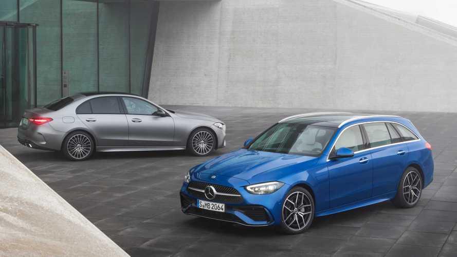 Mercedes C-Klasse (2021) debütiert als Limousine und T-Modell