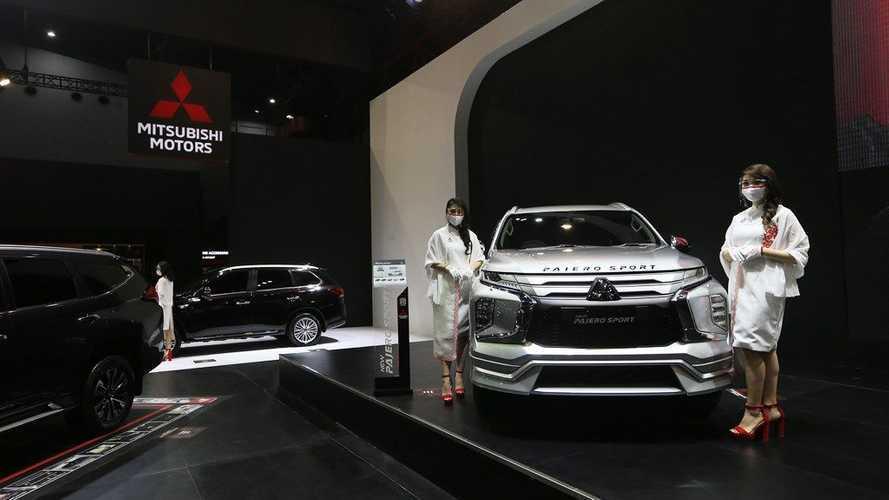 Mitsubishi Motors Pamerkan 7 Mobil di IIMS Hybrid 2021