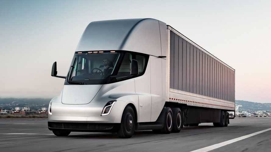 Study Suggests Commercial Electric Trucks Will Have Huge Benefits