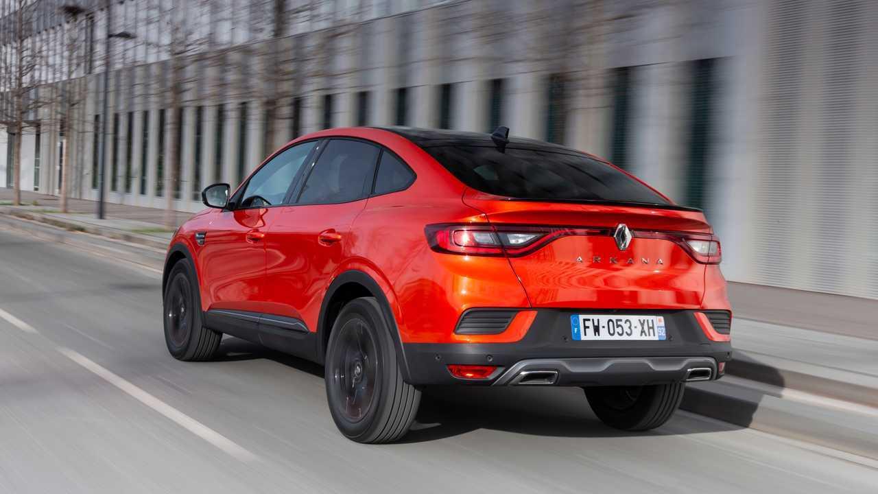 Essai Renault Arkana (2021)