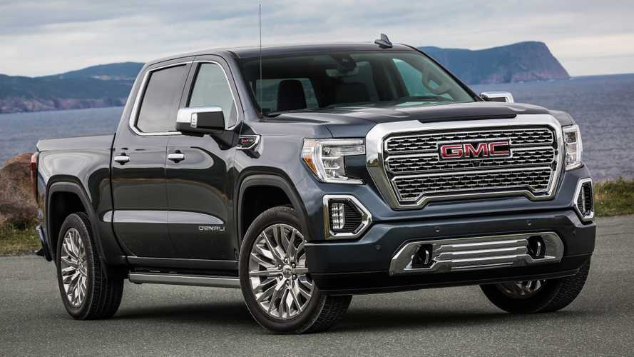 GMC Sierra Gaining Confusingly Named Entry-Level Elevation Trim