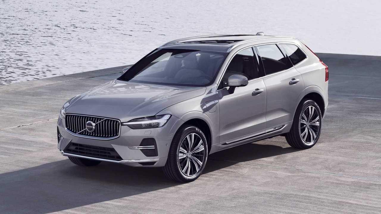 Volvo XC60 (Modelljahr 2022)
