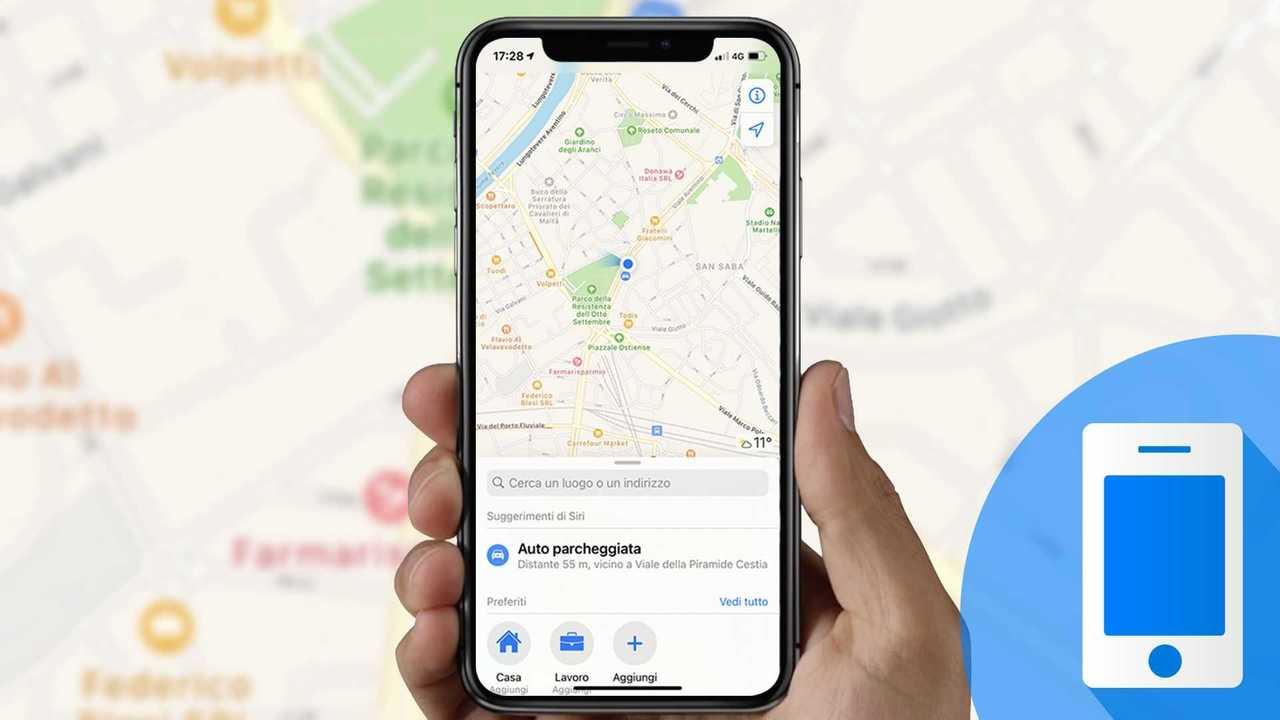Apple Mappe - Articolo AppTech Marzo 2021