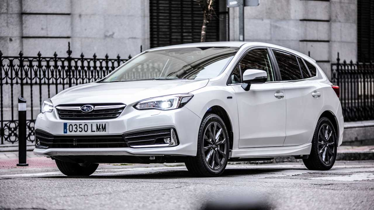Subaru Impreza Eco Hybrid 2021 primera prueba
