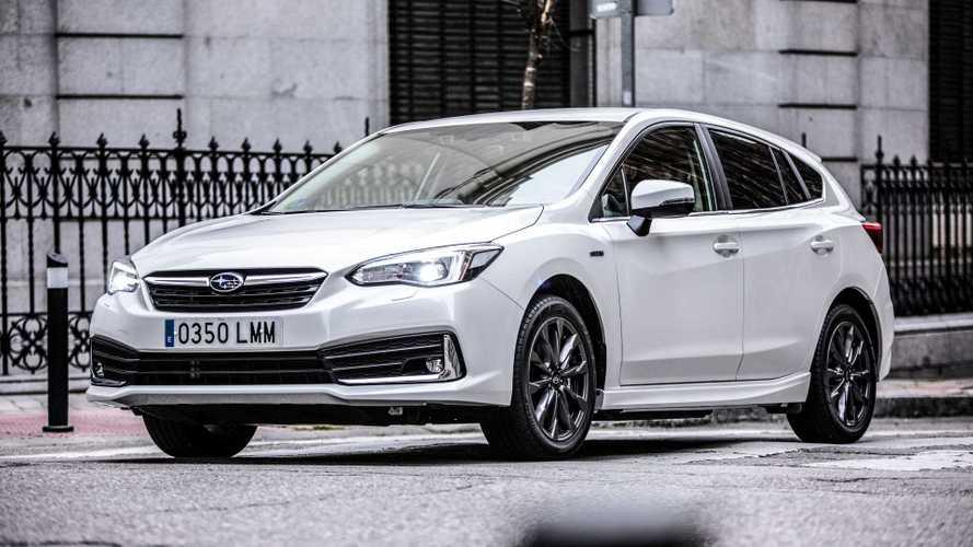Prueba Subaru Impreza EcoHYBRID 2021, ahora con tecnología híbrida