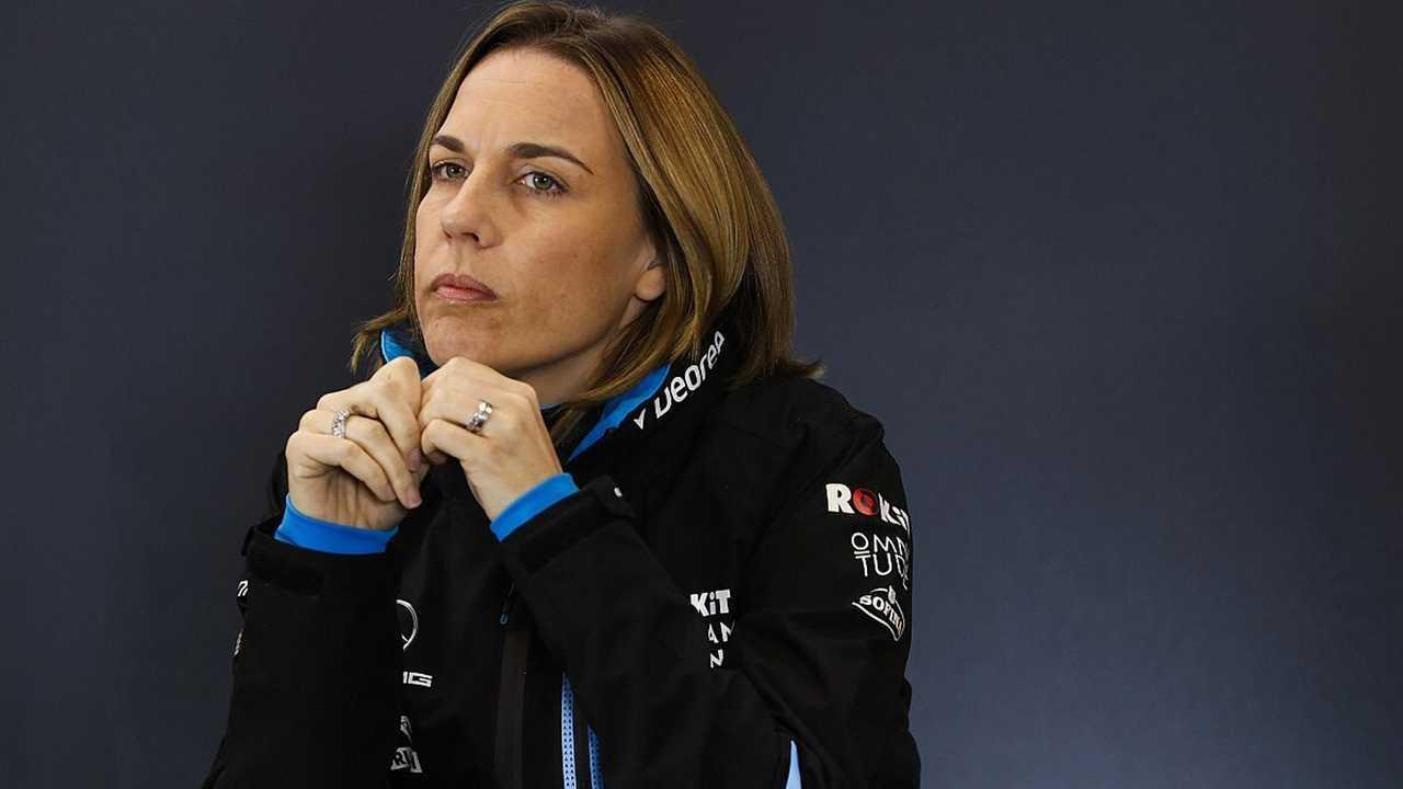Клэр Уильямс – экс-руководитель команды Williams в Формуле 1