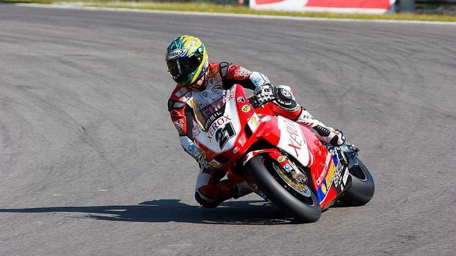 Troy Bayliss Fractures Neck In Bicycle Accident