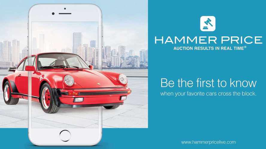 Motorsport Network adquire plataforma de leilões Hammer Price