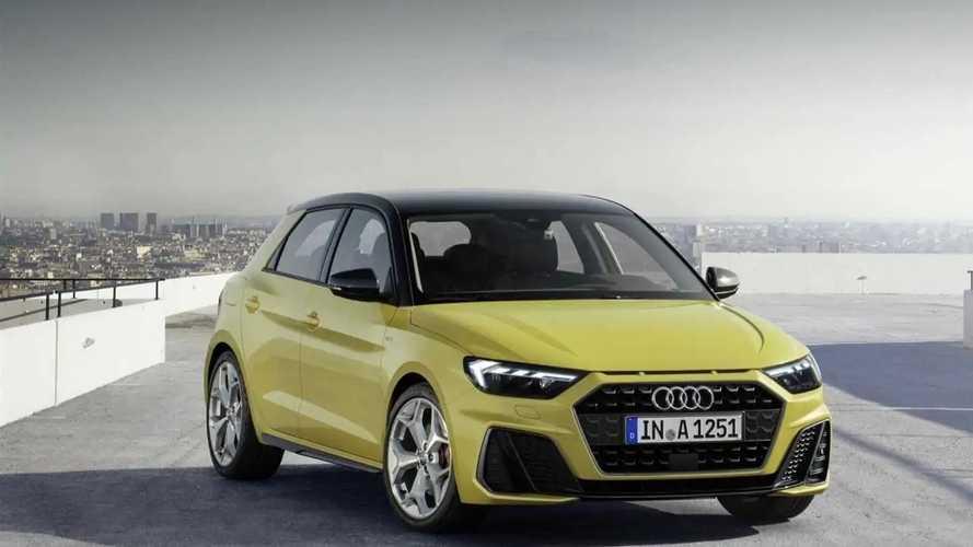 Audi A1, fino a 207 CV con il nuovo 2.0 TFSI
