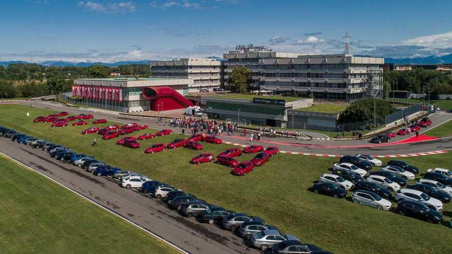 Alfa Romeo s'apprête à fêter ses 111 ans