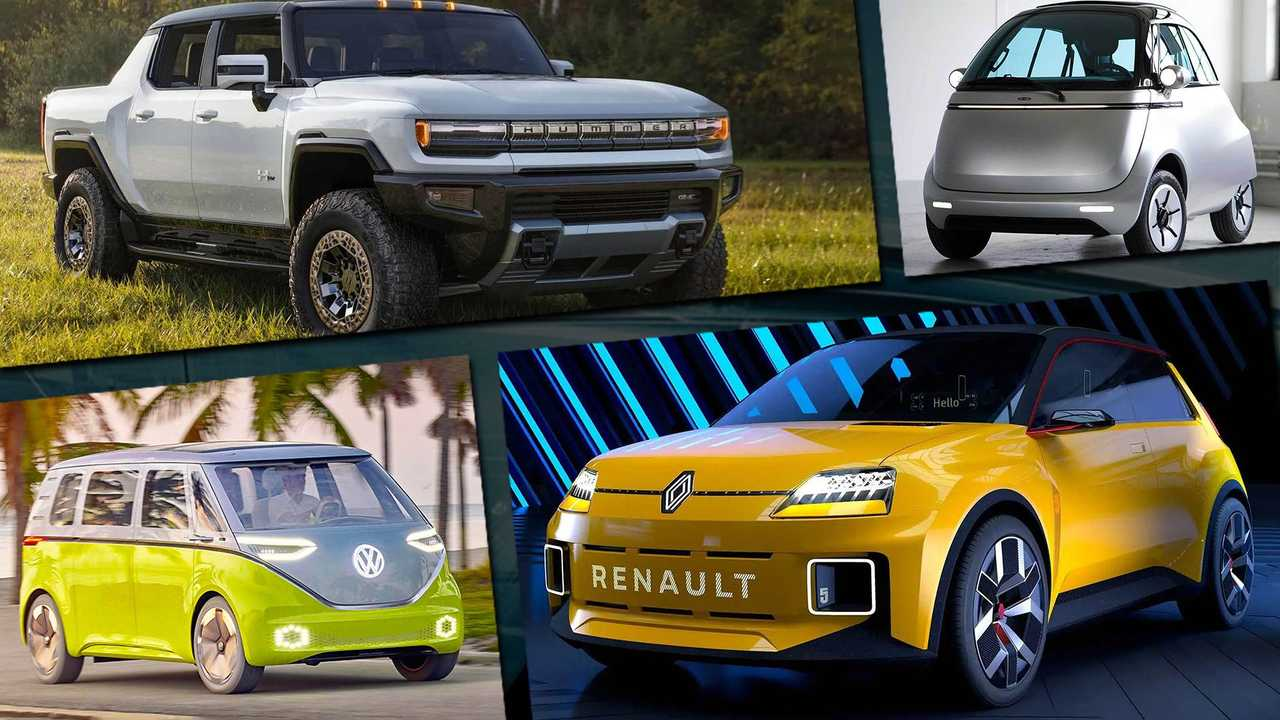 10 leyendas del automóvil que regresan como electricos
