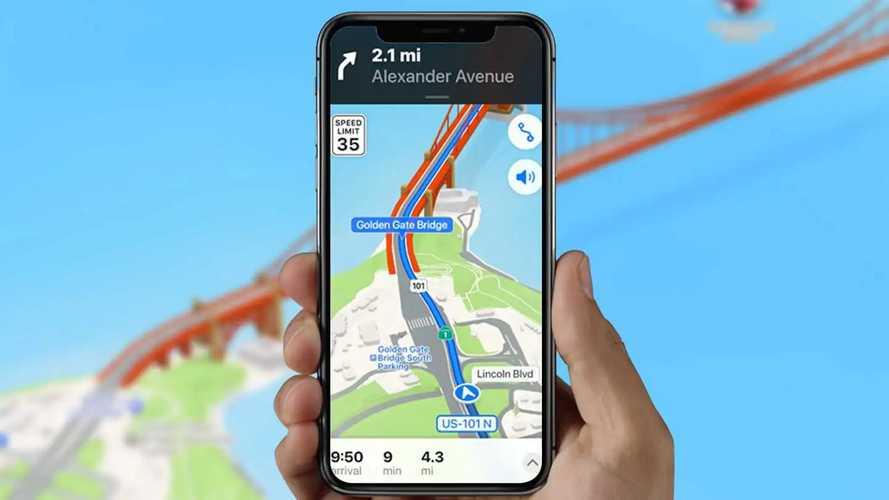 Les nouveautés d'iOS 15 destinées aux automobilistes