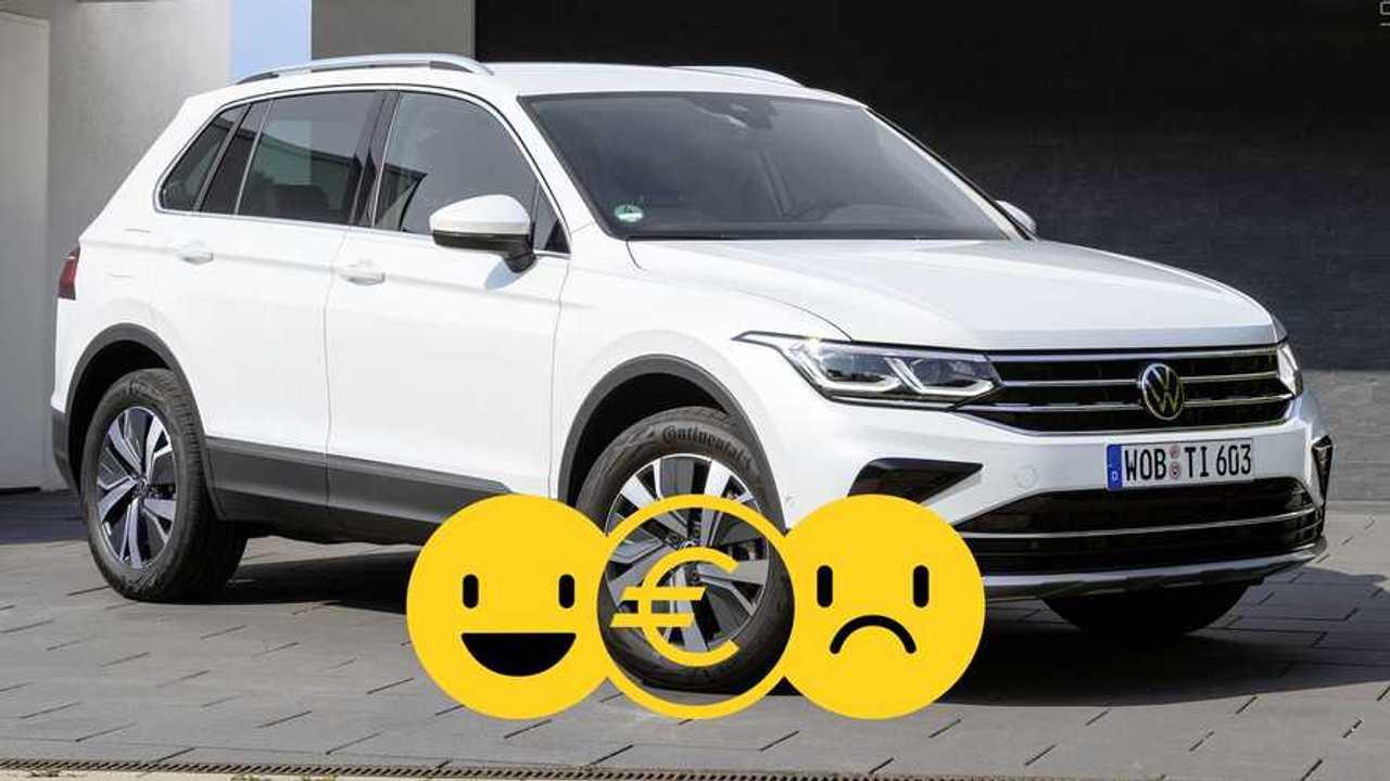Volkswagen Tiguan promo marzo 2021
