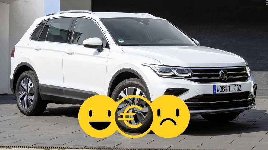 Promozione Volkswagen Tiguan eHybrid, perché conviene e perché no