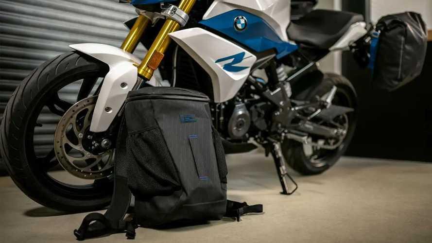 BMW Motorrad Black Collection Soft Luggage
