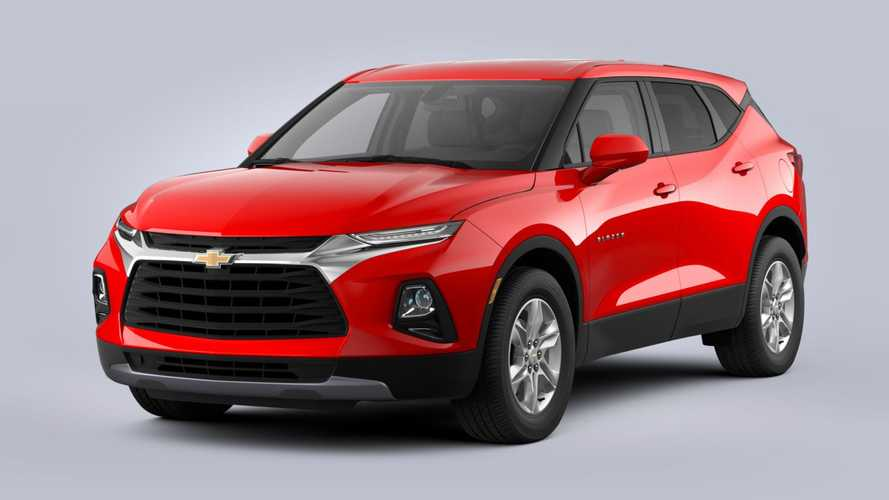 Leasing A Chevy Blazer V6 Is Cheaper Than A Four-Cylinder This Month