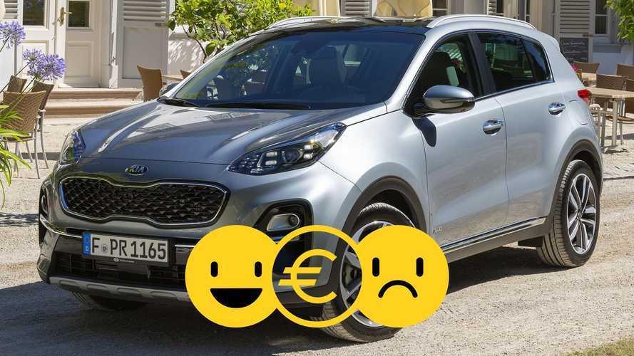 Promozione Kia Sportage mild hybrid, perché conviene e perché no