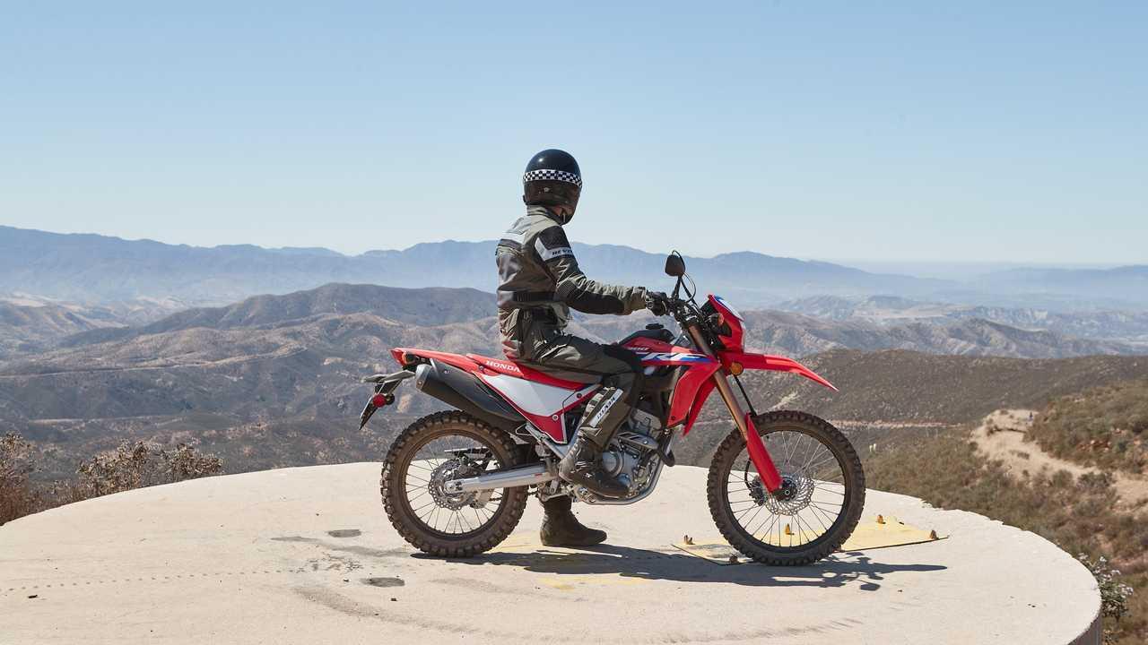 2021 Honda CRF300L - Conclusion