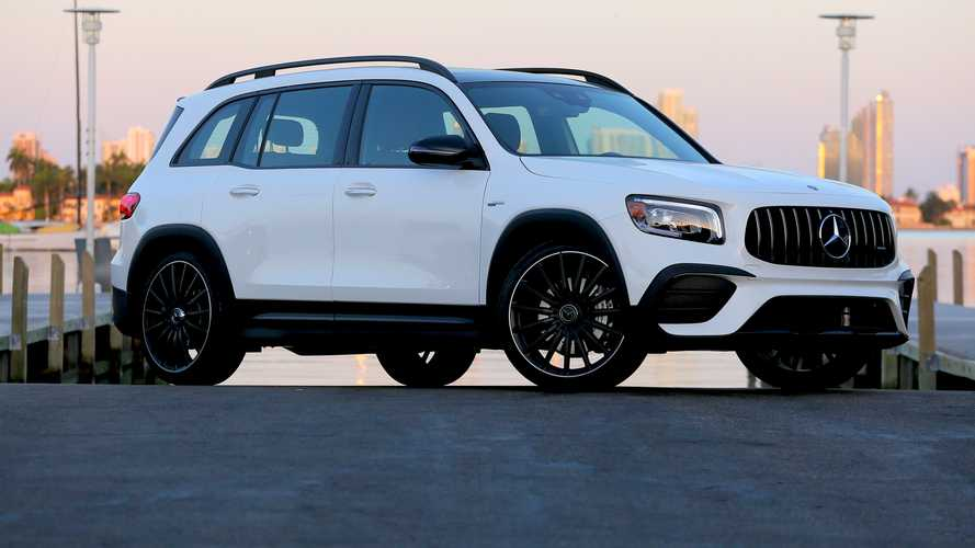 2021 Mercedes-AMG GLB 35 : Review