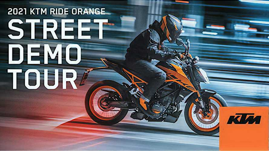 KTM Demo Trucks Could Be Headed To A State Near You In 2021