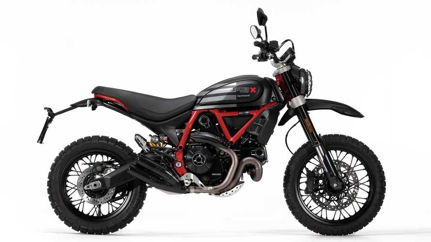 Ducati Scrambler Gets The Fasthouse Treatment After Mint 400 Win