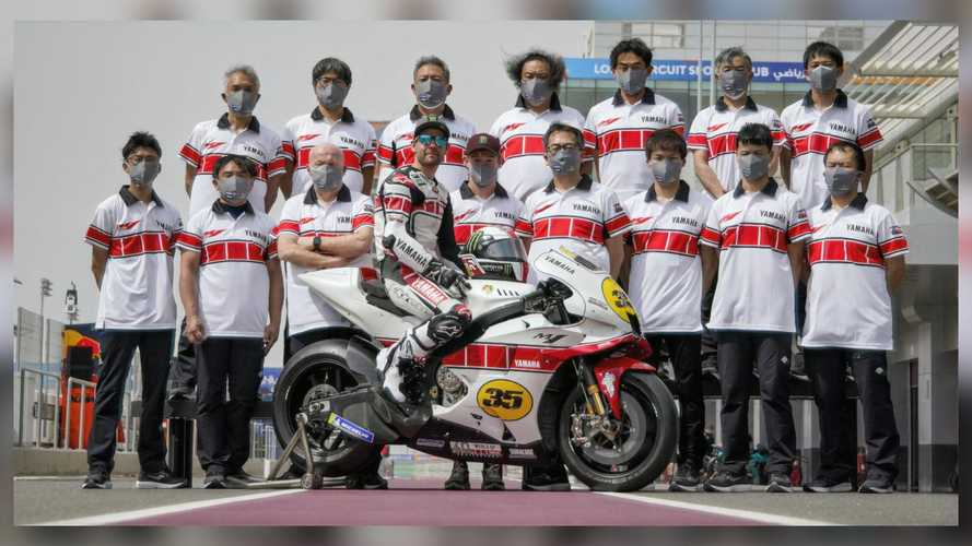 Yamaha Factory MotoGP Team Unveils Stunning 60th Anniversary Look