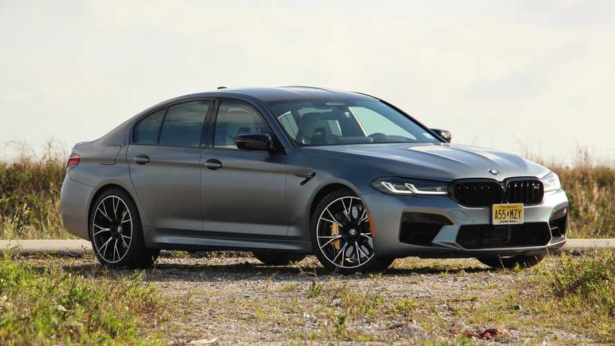 2021 BMW M5 Competition: Review