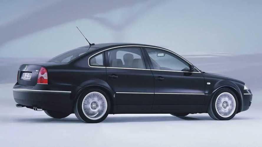 Volkswagen Passat W8 (2001-2004)
