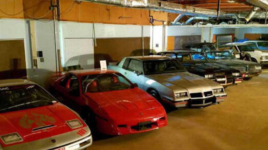 Pontiac Collector Wants To Open A Pontiac Museum In Pontiac, Michigan