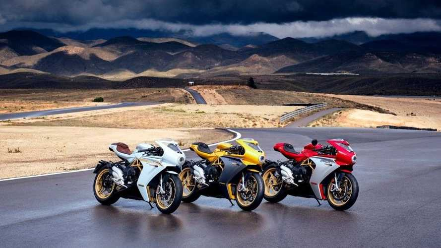 MV Agusta Rolls Out 2021 Superveloce Lineup