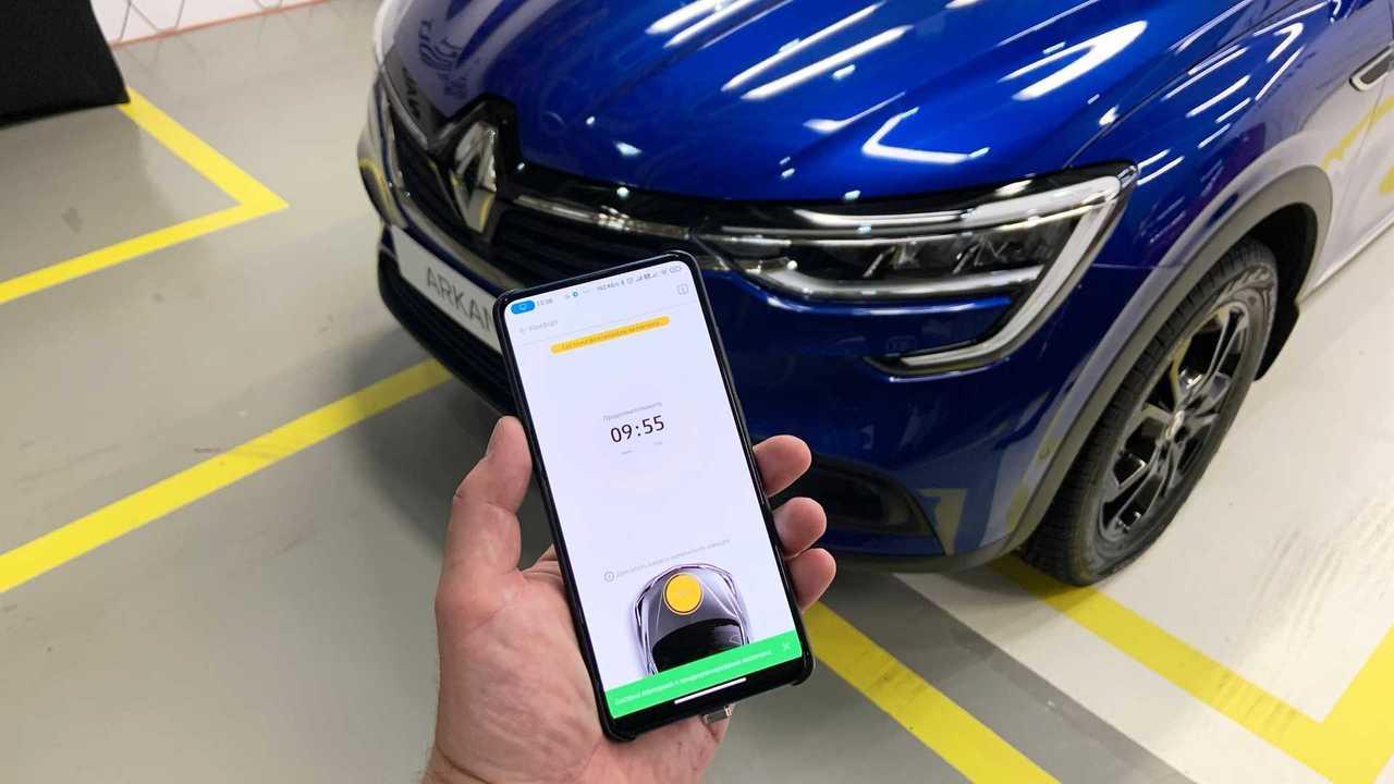 Обзор комплекса Renault Connect